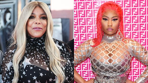 Wendy Williams & Nicki Minaj