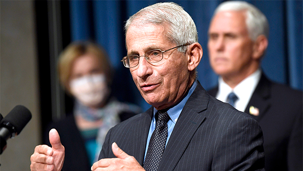 Dr. Anthony Fauci: 5 Things To Know About Coronavirus Expert Trump Is Threatening To Fire