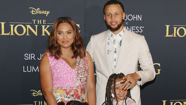 steph ayesha curry daughters