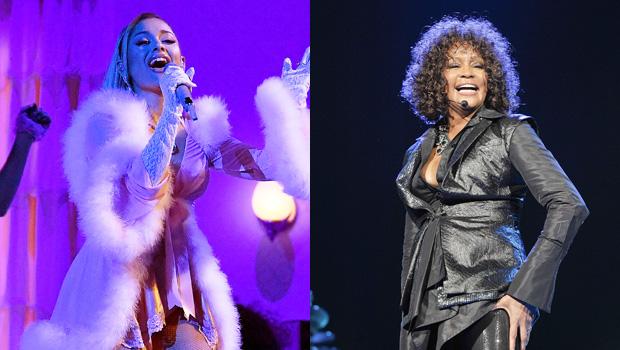 Ariana Grande Whitney Houston