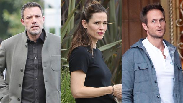 Ben Affleck, Jennifer Garner, John Miller