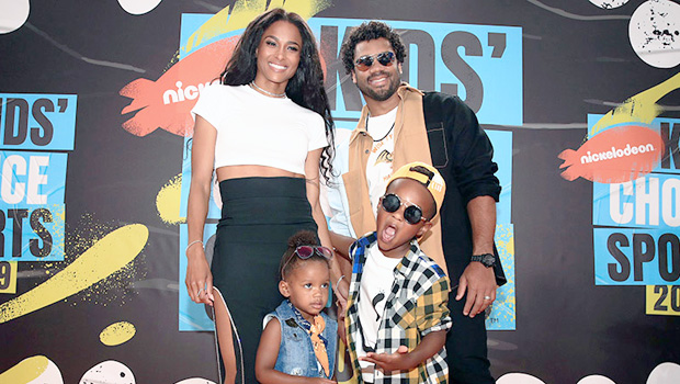 Ciara & Russell Wilson's family