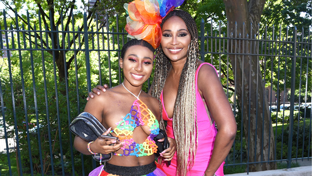 Cynthia bailey & her daughter Noelle Robinson