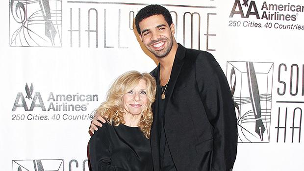 Drake & his mother