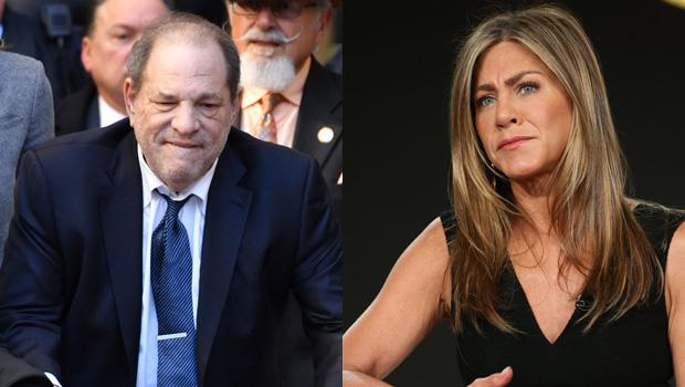 Harvey Weinstein, Jennifer Aniston