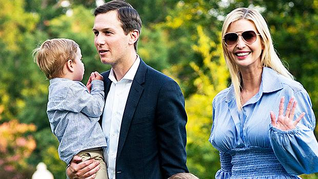 Ivanka Trump Jared Kushner Kids