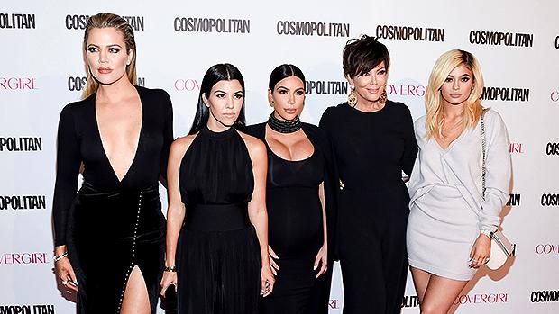Kardashian-Jenner sisters