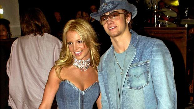 Justin Timberlake Britney Spears