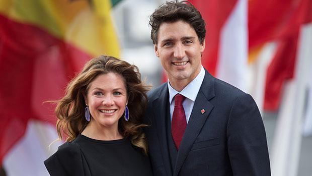 Justin Trudeau Sophie