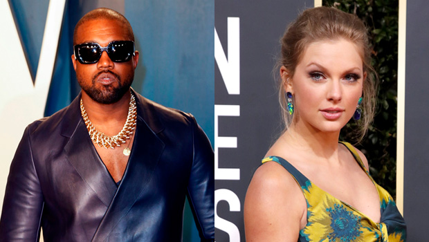 Taylor Swift Kanye West S Full Famous Conversation Leaked Watch Hollywood Life