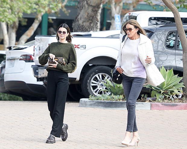 Kendall & Caitlyn Jenner