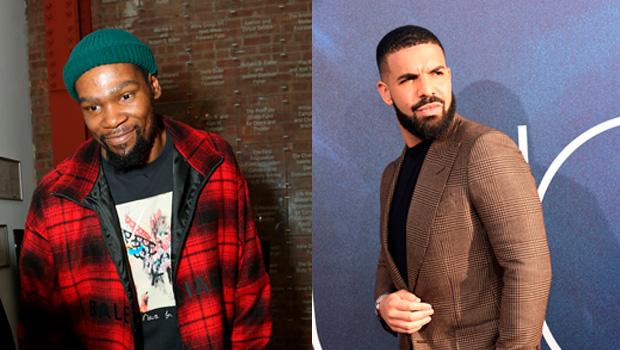 Kevin Durant, Drake
