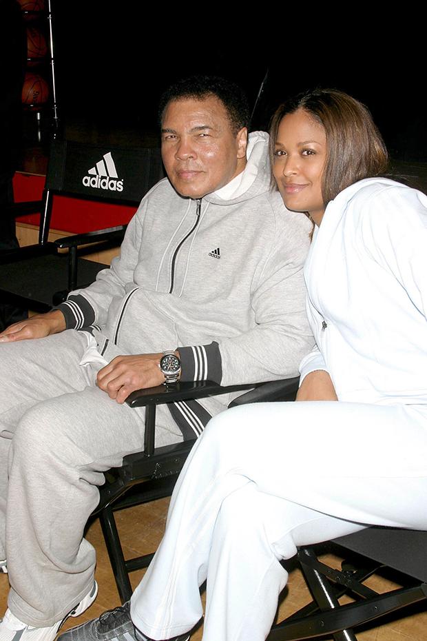 Muhammad Ali, Laila Ali