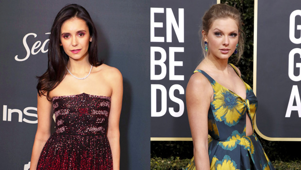 nina dobrev taylor swift