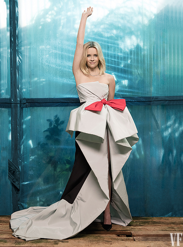 Reese Witherspoon Vanity Fair cover April 2020