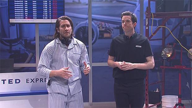 Jake Gyllenhaal & John Mulaney