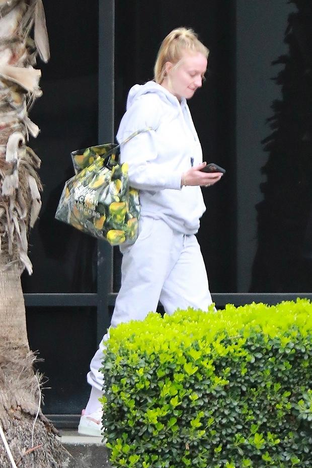 Sophie Turner in LA
