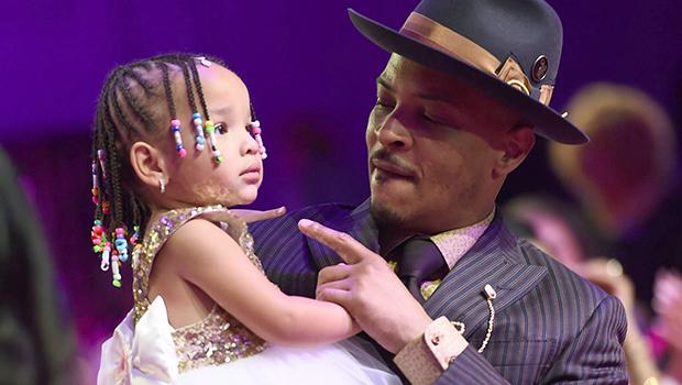 T.I. & daughter Heiress
