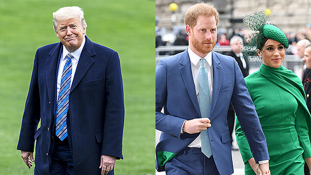 Donald Trump & Prince Harry