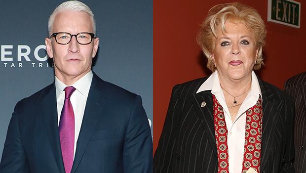 Anderson Cooper & Carolyn Goodman