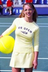Britney Spears Authur Ashe Kids' Day, New York, USA - 27 Sep 1999