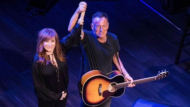 Bruce Springsteen, Patti Scialfa