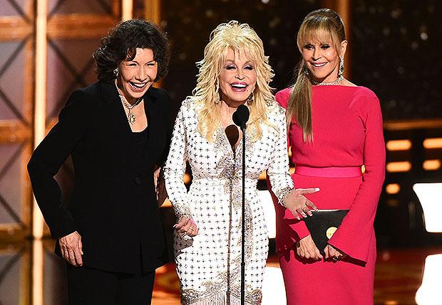 Lily Tomlin Dolly Parton Jane Fonda