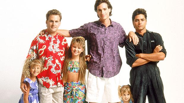 'Full House' cast photo