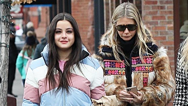 Gwyneth Paltrow & daughter Apple