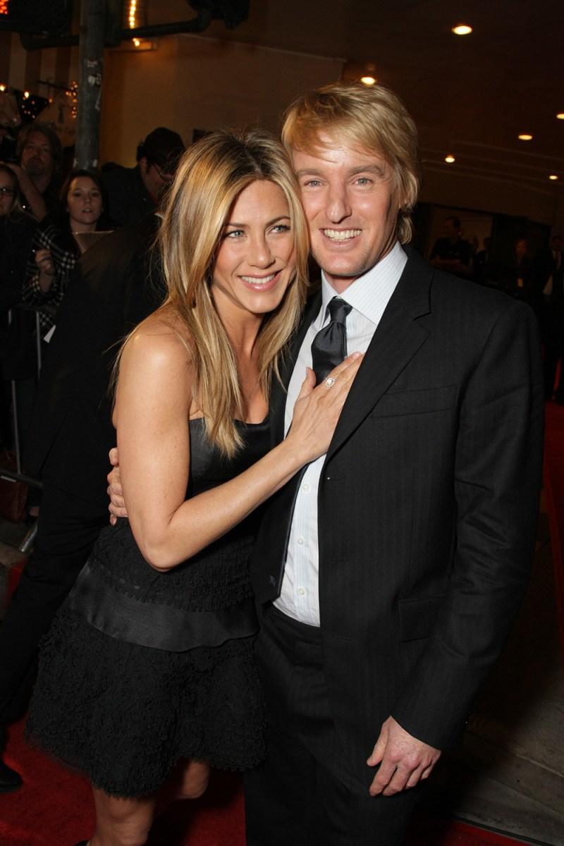 Jennifer Aniston, Owen Wilson