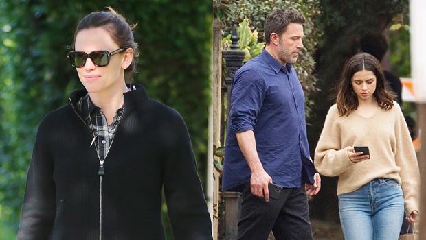 Jennifer Garner, Ben Affleck, Ana de Armas