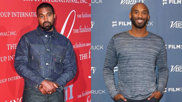 Kanye West & Kobe Bryant
