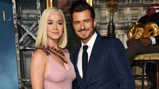 Orlando Bloom Katy Perry healthy pregnancy