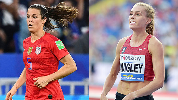 Kelley O'Hara Colleen Quigley Reaction Olympic Games Postponed