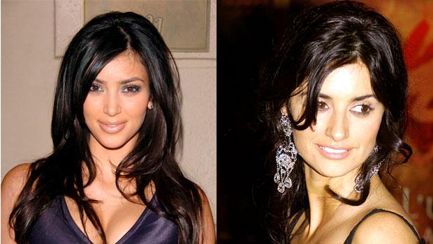 Kim Kardashian, Penelope Cruz
