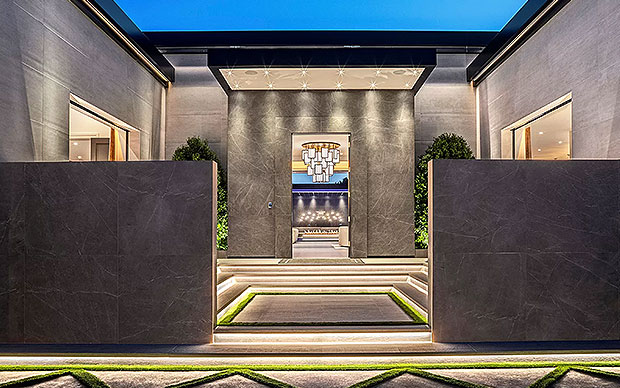 Kylie Jenner Holmby Hills House
