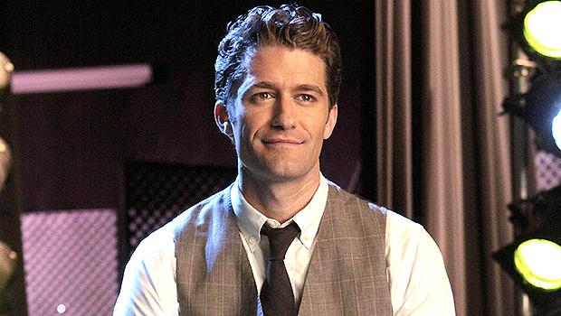 Matthew Morrison in Glee