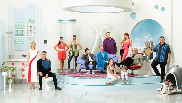 'Modern Family' cast