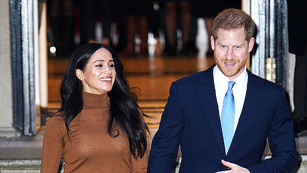 Prince Harry & Meghan Markle LA Volunteering