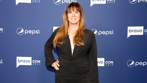 Jeana Keough on the red carpet