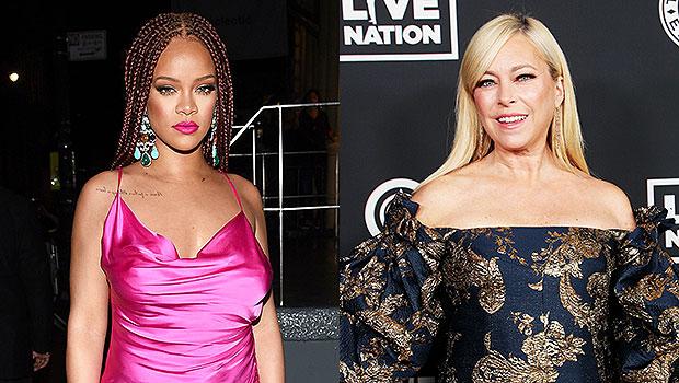 Rihanna and Sutton Stracke