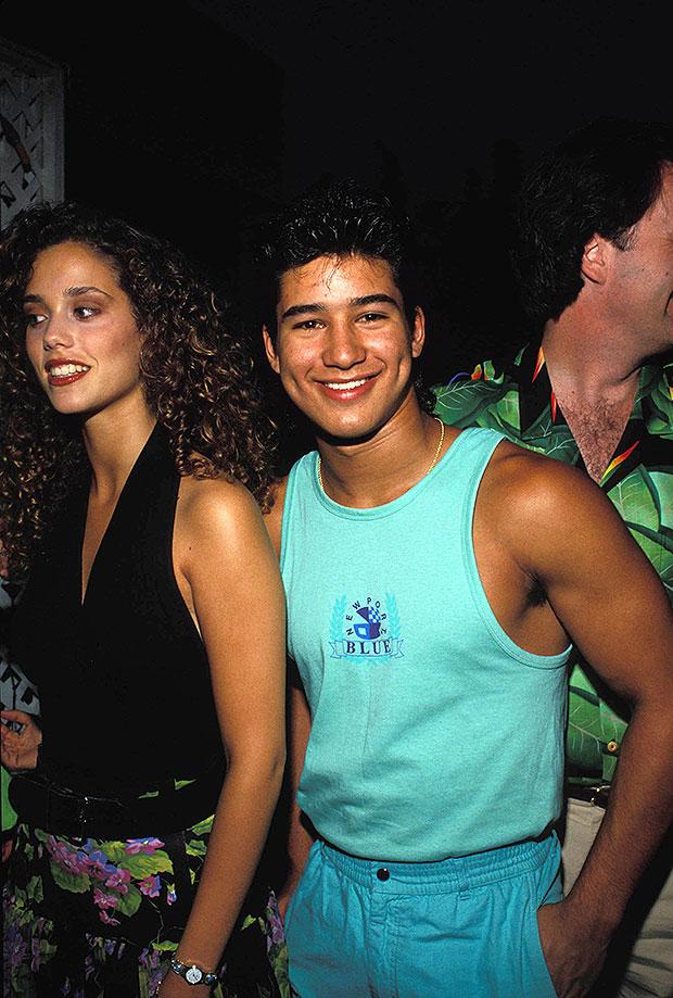 Elizabeth Berkley, Mario Lopez