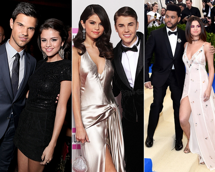 Who is selena gomez currently dating are you interested dating service
