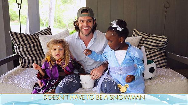 thomas rhett kids
