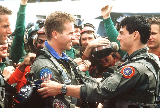 Val Kilmer Tom Cruise