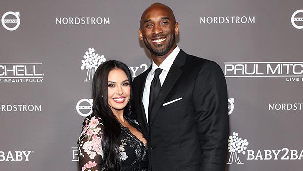 Vanessa & Kobe Bryant