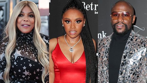 Wendy Williams, Iyanna & Floyd Mayweather