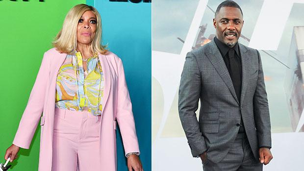Wendy Williams & Idris Elba