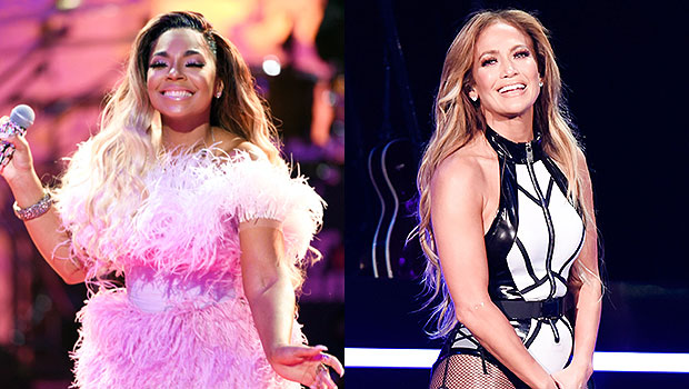 Ashanti & Jennifer Lopez