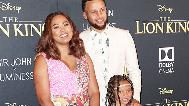 ayesha curry, steph curry, ryan curry, riley curry